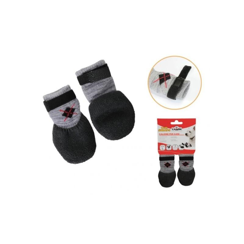scarpe di separazione negozio outlet posto migliore Calze antiscivolo in cotone e lattice con straps e suola in gomma