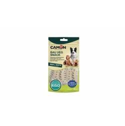 Bauveg Snack 100% vegetali con amido di riso Vegetali Camon
