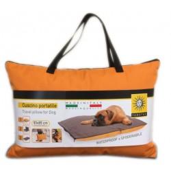 Cuscino sfoderabile Nature per cani e gatti h20 e diametro 65cm